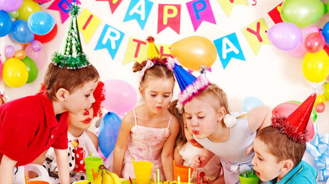 Three Little Fingers - Birthday Events