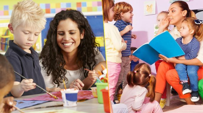 Best Child Day Care In Dubai And After School Childcare Activities