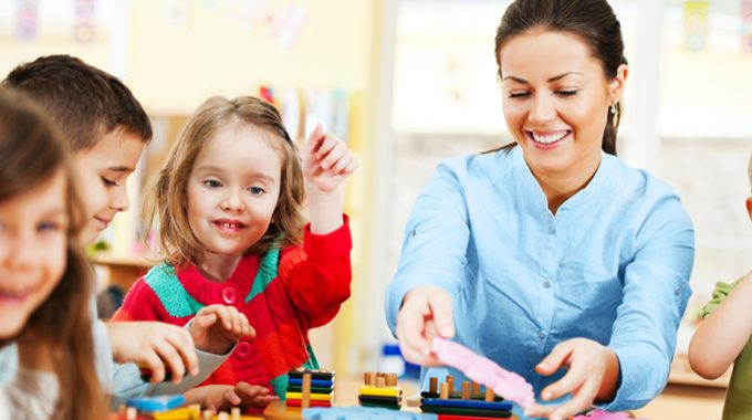 The Best Early Learning Center In Dubai