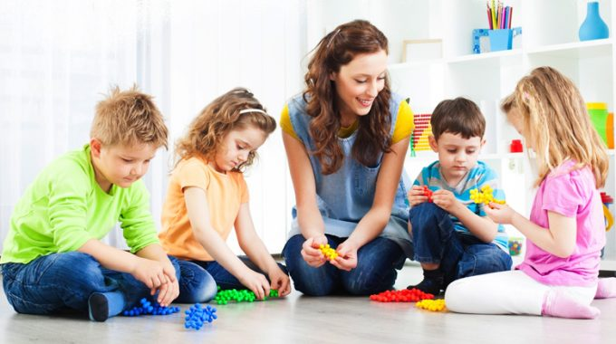 Send Your Child To Preschool Ready To Learn - Kick Start Your Kid's